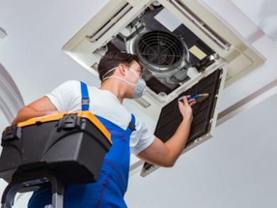 Importância da realização de manutenção do ar condicionado